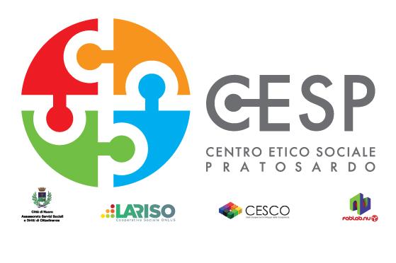 C.E.S.P. - Logo Centro Etico Sociale Prato Sardo Nuoro