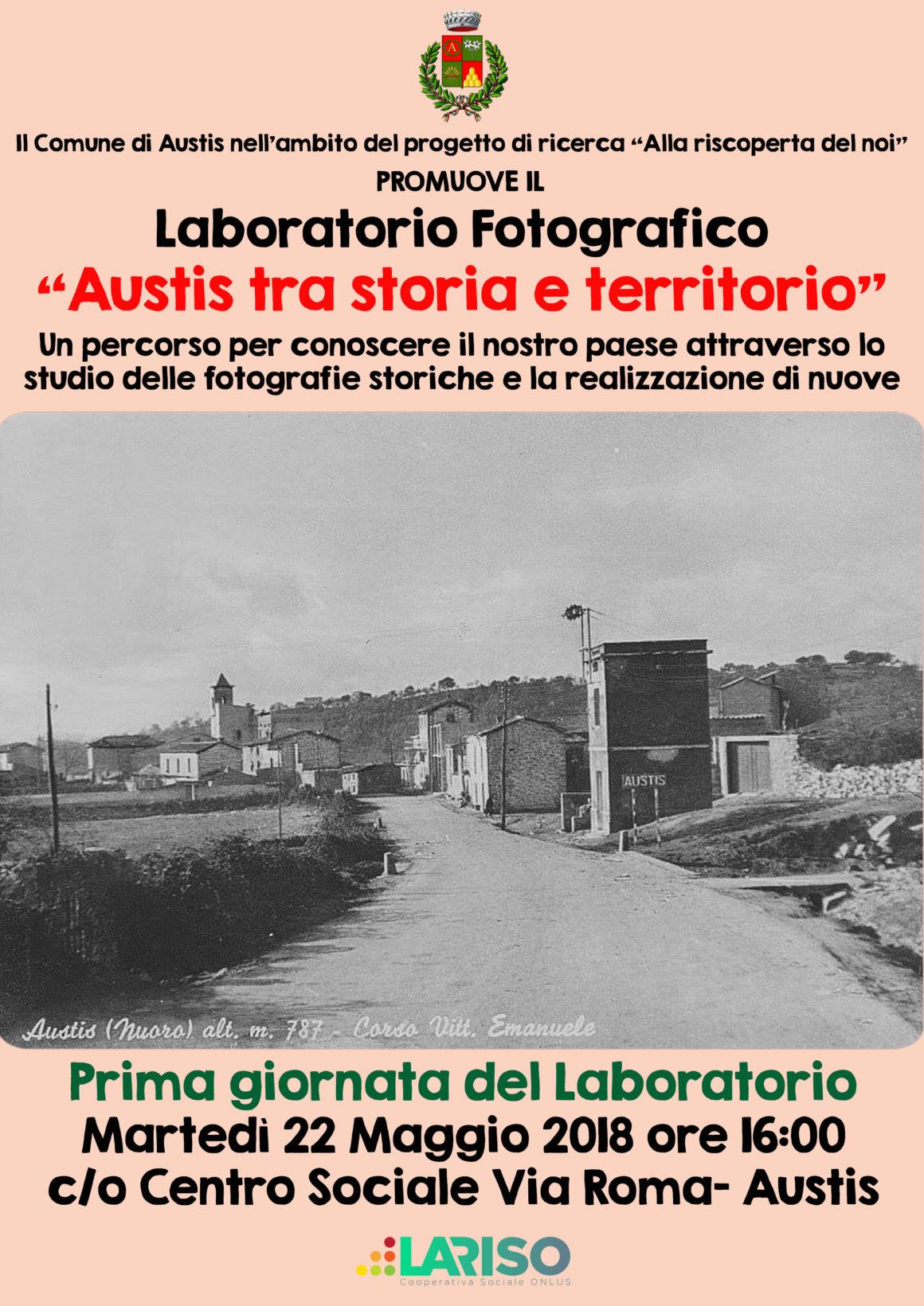 locandina laboratorio fotografico